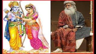 Sadhguru | What Lord RAM did to SITA was Right | Every MAN should WATCH !!