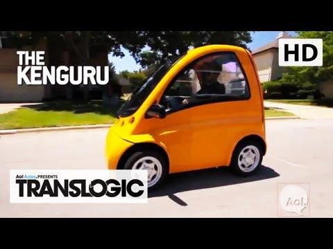 Kenguru Wheelchair Accessible EV Translogic