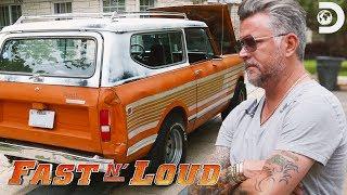 Richard Buys a '79 International Scout II | Fast N' Loud