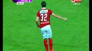 ستوديو الحياة - مهارة رمضان صبحي تتسبب في طرد حازم إمام .. مباراة القمة الأهلي والزمالك