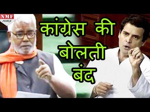 Rahul पर भारी पड़े Hukmdev Narayan, Inflation पर Congress को कराया चुप |MUST WATCH !!!