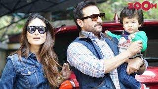 Kareena Kapoor Khan's BIG revelation about Saif Ali Khan on Taimur | Bollywood News
