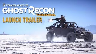 Tom Clancy's Ghost Recon Wildlands – Launch Trailer | Ubisoft [DE]