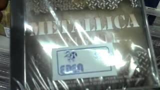 Cdz de MCR, METALLICA