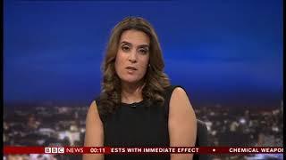 BBC New 22 April 2018