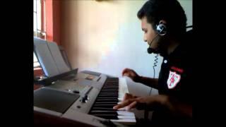 Dil Tu Hi Bata (KRRISH 3 -2013) Instrumental on Piano by Avinash Mantaye