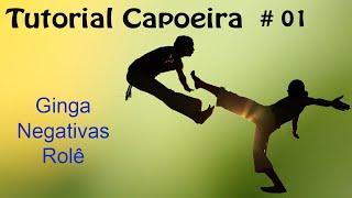 TUTORIAL CAPOEIRA-INICIANTE
