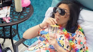 Awkwafina Has A Staycation In NYC | Ballin