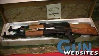 AK47 Comparison: Polytech vs. WASR