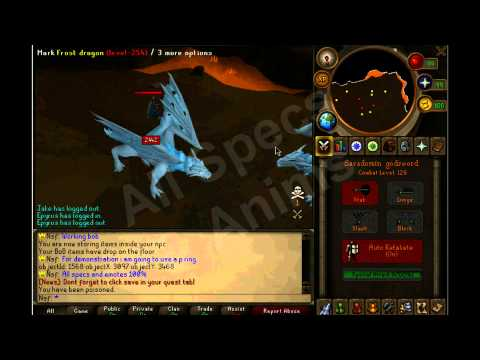 Dead - X RSPS July 2011 | 24/7 | Claws | PVP Armour |Amazing server