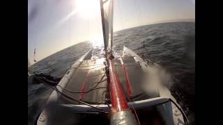 a cat catamaran Navigo Sopot