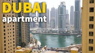 Living in Dubai - DUBAI APARTMENT TOUR | UAE Accommodation for $106 Per Night!