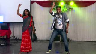 Kaushik and Sukanya- Selfi Pulle