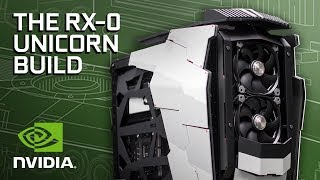 GeForce Garage - The RX-0 Gundam Unicorn Build