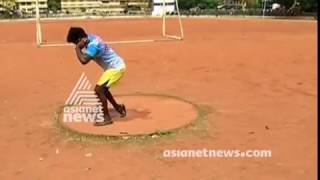 Cerebral palsy Shot put champion Vinesh in need of money to attend World Championship