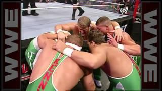 FULL LENGTH MATCH Saturday Night's Main Event 2006 DX vs The Spirit Squad Handicap Match