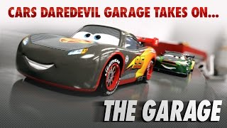 Disney Pixar Cars | The Die-cast Series Ep. 1 | Takes on the Garage