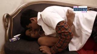 Extramarital affair, hot bhabhi & her husband blackmailing to doctor, lonely housewife