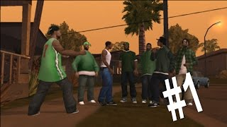 Gta San Andreas: Funny Moments - Urdu Commentary - Part 1