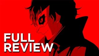 Persona 5 Full Review - A Perfection Of The JRPG Genre