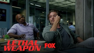 Lethal Cooking: How To Snack Like Riggs   Season 1   LETHAL WEAPON