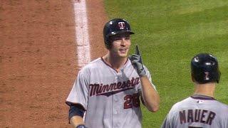 8/1/16: Kepler's three homers help Twins top Tribe