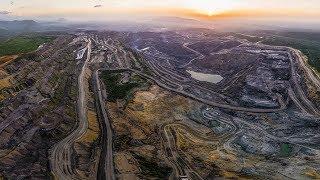Las Huellas del Cerrejón  - Documental explotación de carbón mina El Cerrejón - La Guajira, Colombia