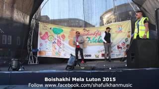 Shaful Khan - Boishakhi Mela Luton 2015