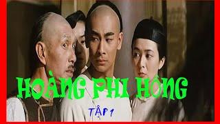 Hoàng Phi Hồng Tập 1 - Triệu Văn Trác