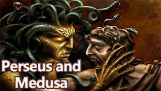 Medusa and Perseus: The Adventures of Perseus Part 2 - Greek Mythology Ep.14 - See U in History