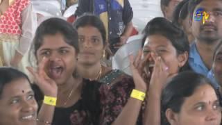 Nee Aaru Gurralu Song |Rasamayi Balakishan Performance | Super Masti | Karimnagar | 11th June 2017