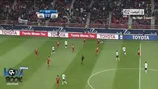 الاهلى وكورينثيانز -كأس العالم لللانديه 2012