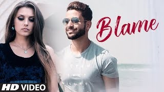 BLAME (Full Song) | MADHAV | JASSI X | JASWANT SEERHA | LATEST PUNJABI SONGS 2018