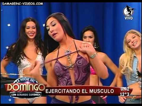 Xxx Mp4 Belen Lavallen La Noche Del Domingo Shorts Top Violeta 3gp Sex