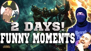 Tobias Fate - 2 days left for TOBIAS! Funny Moments & ASMR | League of Legends