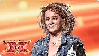 Grace Davies turns a broken heart into beautiful music | Boot Camp | The X Factor 2017