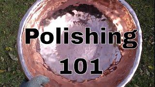 Polishing 101: How to Buff and Polish Metal