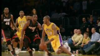 Kobe Bryant Buzzer Beater vs. Heat