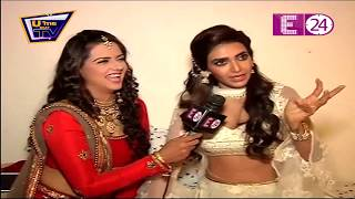 Day-Out with TV actress Dalljiet Kaur    Exclusive Interview with U ME AUR TV   E24  