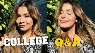 COLLEGE Q&A: Your Most Asked Questions! |ItsMandarin