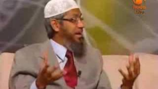 Muslim Women need not to Cover Face in Hijab- Dr.Zakir Naik proves from Quran & Hadith