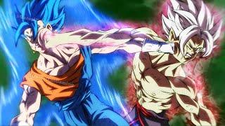 The Entire Future Trunks Arc (Dragon Ball Super) Goku Black And Zamasu