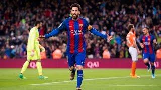 FC Barcelona vs Osasuna 7-1 April 26th 2017 All Goals and Highlights!