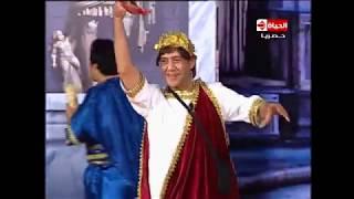 """تياترو مصر - مسرحية """" لامؤاخذة يا تاريخ """" بتاريخ 14-3-2014"""