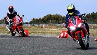 4/16UP① HONDA DREAM バイク試乗会 in 大阪(舞洲) CBR1000RR X-ADV CBR250RR 他