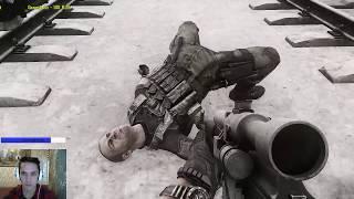 Новогодние Хардкорное выживание в Escape from Tarkov?(Новый Патч)
