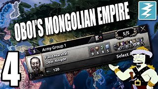 INTO EUROPE [4] Hearts of Iron IV HOI4