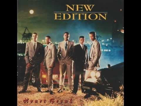 New Edition Boys to Men