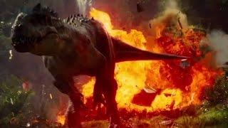 JURASSIC WORLD - 'IMAX' Featurette (2015) Chris Pratt Dinosaur Movie [720p]
