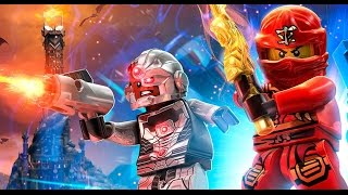 LEGO Dimensions Full Movie All Cutscenes Cinematic